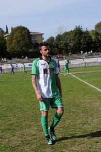 Il bomber biancoverde Guidotti